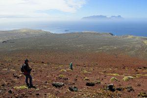 mont branca sur l'archipel crozet